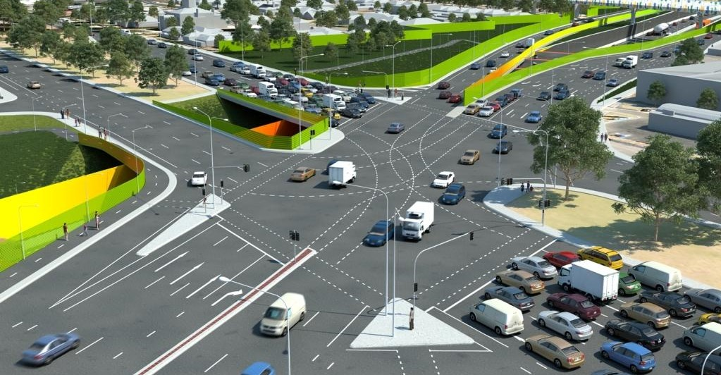 intersection counts traffic survey data analysis